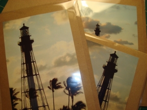 lighthouse cards